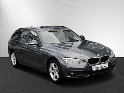 gebraucht BMW 320 d xDrive Aut. Navi LED PDC HiFi SHZ Alarm 17''