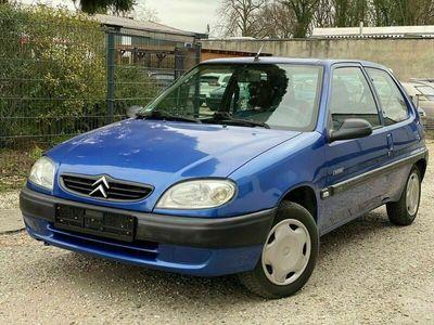 gebraucht Citroën Saxo 1.1 Elektrische Fensterheber,... als Kleinwagen in Nettetal