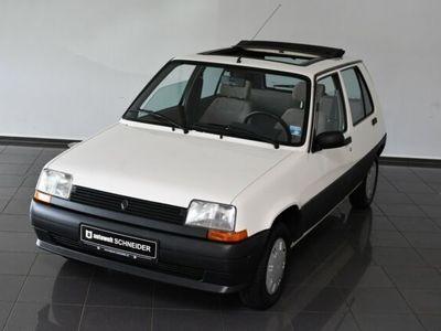 gebraucht Renault R5 Automatikgetriebe Exclusiv H-Kennzeichen