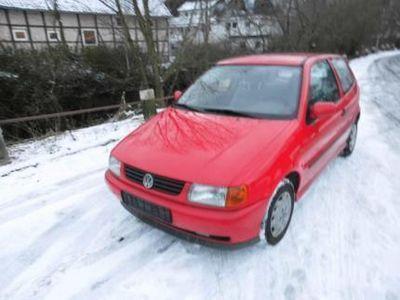 gebraucht VW Polo 6n 1.4 Automatik TÜV 1/2019
