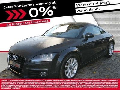 verkauft audi tt coup gebraucht 2011 km in dortmund. Black Bedroom Furniture Sets. Home Design Ideas
