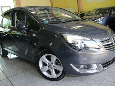 gebraucht Opel Meriva B Innovation*NUR 100TKM*AUTOMATIK*NAVI*1.