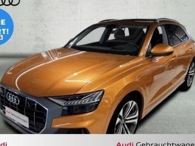 gebraucht Audi Q8 50 TDI qu S line Tip 210 KW HUD Pano Air B&O