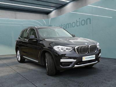 gebraucht BMW X3 X3xDrive 30dA X-Line PANO+LEDER+NAVI+HUD+LED+AH