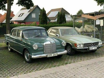 gebraucht Mercedes 190 Paket Mercedes W107 450 SLC und W 110