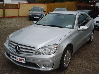 gebraucht Mercedes CLC180 Kompressor Automatik/Navi