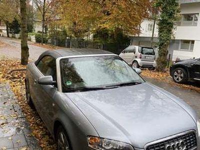 gebraucht Audi A4 Cabriolet 2.0 TFSI multitronic