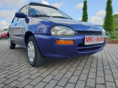 gebraucht Mazda 121 GLX Großes Faltdach Youngtimer HU 05/ 2021
