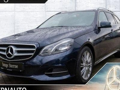 gebraucht Mercedes E250 4M BT Avantgarde Automatik Panoramadach