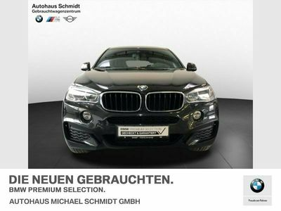 gebraucht BMW X6 xDrive30d M SPORTPAKET+GSD+HEAD UP+WLAN+