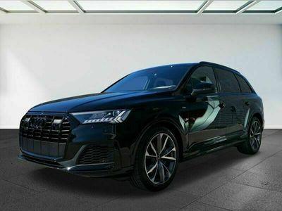gebraucht Audi Q7 S line 55 TFSI e quattro 280(381) kW(PS) tip