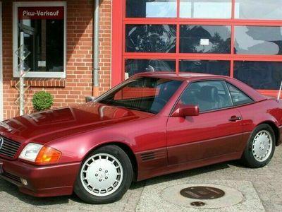gebraucht Mercedes 300 SL-24 V, Vollleder+Automatik+Hardtop+Klima++
