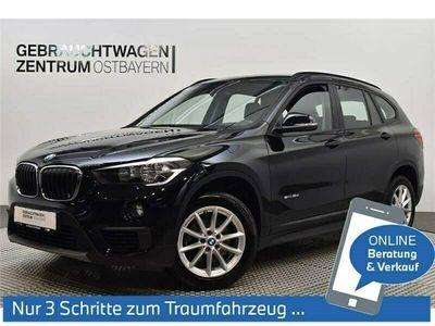 gebraucht BMW X1 sDrive18d Advantage mit Garantie