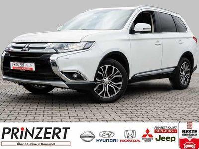 gebraucht Mitsubishi Outlander 2.0 CVT 4WD Plus SHZ RFK, Gebrauchtwagen, bei Autohaus am Prinzert GmbH