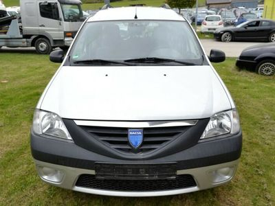 used Dacia Logan MCV Ambiance Klima Radio CD AHK