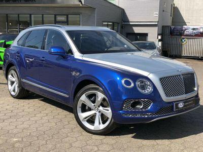 gebraucht Bentley Bentayga W12 *EXCLUSIV* FIRST MULLINER Pano.