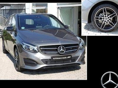gebraucht Mercedes B220 d 4M 7G BUSINESS NIGHT LED KEYLESS AMBIENT
