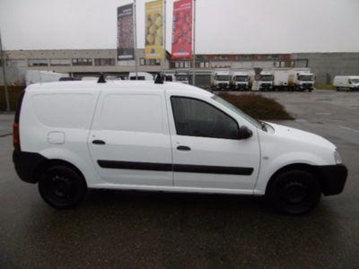 gebraucht Dacia Logan 1,5 dCi*EXPRESS*AMBIANCE*EURO5*1-HAND*