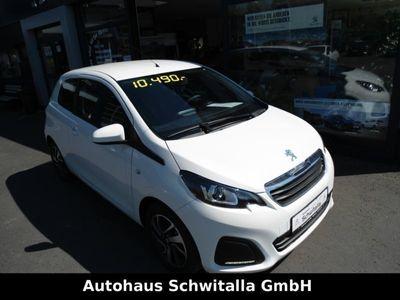 gebraucht Peugeot 108 PureTech 82 Active Sitzheizung uvm.