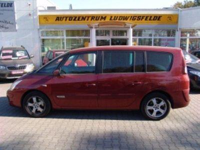 gebraucht Renault Espace 2,0 dCi / 110 KW ! / KLIMAAUTOM.