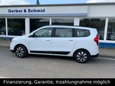used Dacia Lodgy 1.2 TCE Prestige 7 Sitze
