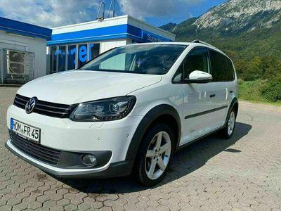 gebraucht VW Touran Cross