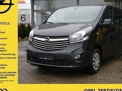 gebraucht Opel Vivaro Combi 1.6 BITURBO CDTI PDC SHZ NAVI EU6