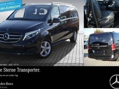 gebraucht Mercedes V250 AVANTGARDE EXTRALANG+NAVI+KLIMA+LED+8SITZE