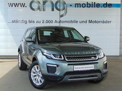 gebraucht Land Rover Range Rover evoque 2.0 TD4 SE Xenon Bluetooth PD