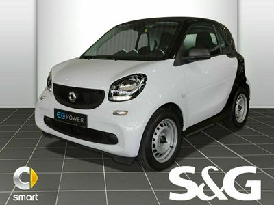 gebraucht Smart ForTwo Electric Drive Tempomat/Bremsassistent/