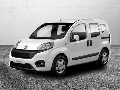 gebraucht Fiat Qubo 1.4 8V Lounge - Navi, Sitzheizung, Parksensoren