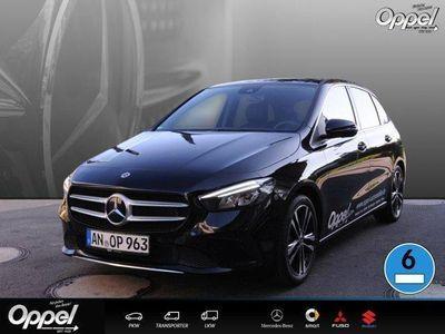 gebraucht Mercedes B180 EDITION19+PROGRESSIV+NAVI+RÜCKFAHRK+SH+AHK
