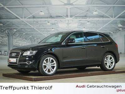 gebraucht Audi SQ5 3.0 TDI quattro Leder 20 Zoll Kamera Panorama