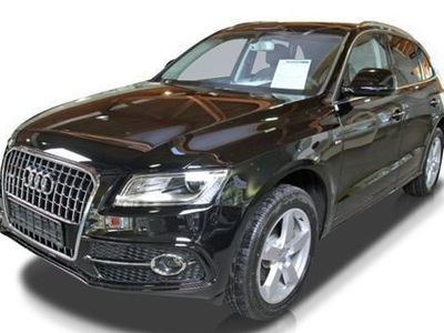 gebraucht Audi Q5 2.0 TDI Quattro S-Tronic, S-LINE, AHK, Xenon& Navi PLUS