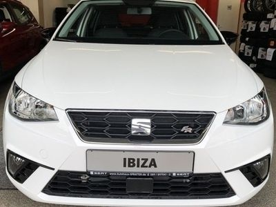gebraucht Seat Ibiza 1.0 TSI FR WLTP kl.NAVI 5J.Garantie Full-L