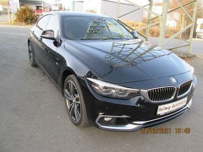 gebraucht BMW 435 Gran Coupé d xDrive Luxury Line (F36)