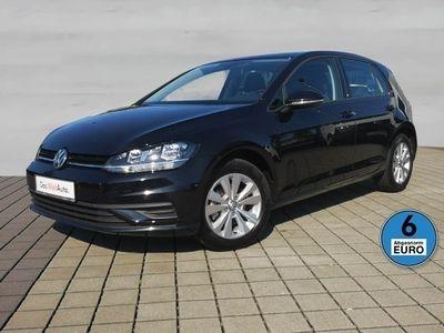 gebraucht VW Golf VII 1.6 TDI DSG Trendline+Klima+PDC+Alu