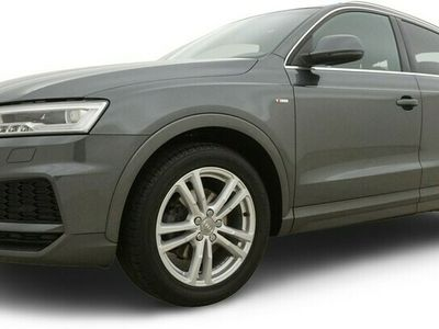gebraucht Audi Q3 Q31.4 TFSI 110 kW *S line*Navi*PDC+*LED*SHZ*Kam