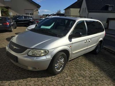 gebraucht Chrysler Grand Voyager 3.3 Limited