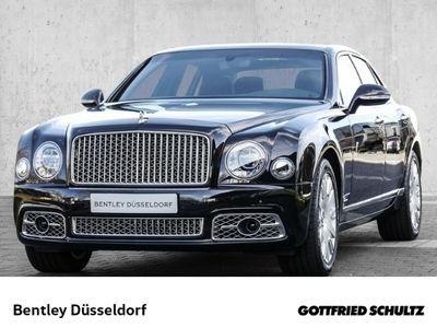 gebraucht Bentley Mulsanne DÜSSELDORF