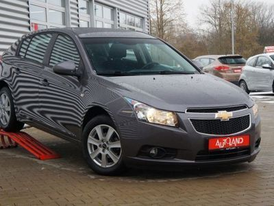 gebraucht Chevrolet Cruze 1.8 LT KLIMA EINPARKHILFE TEMPOMAT ALU AUX