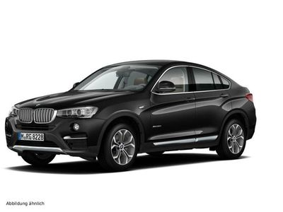 gebraucht BMW X4 xDrive30d AT xLine