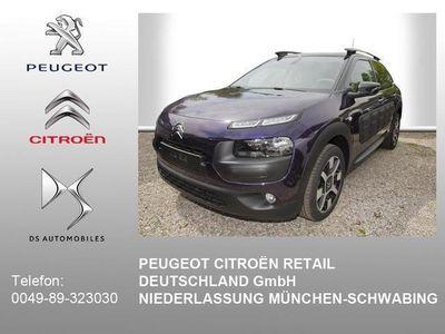 gebraucht Citroën C4 Cactus PureTech 82 Shine Edition *Navi*Klima
