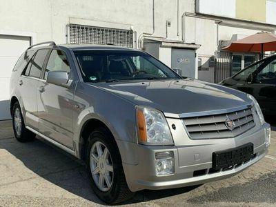 gebraucht Cadillac SRX 3.6 V6 AUTOMATIK AHK '