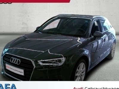 gebraucht Audi A3 Sportback 35 TFSI Design Navi*LED*SHZ*GRA*