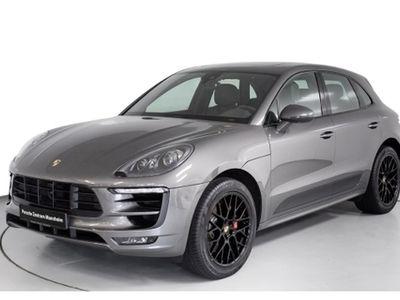 gebraucht Porsche Macan GTS Pano Standheizung Tempo PCM Bi-Xenon
