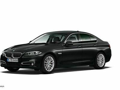 gebraucht BMW 520 d Luxury Line Prof Innovationsp