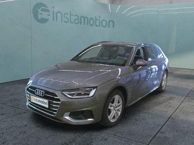 gebraucht Audi A4 A4Avant 35 TDI S LINE DAB SITZHG PDC+