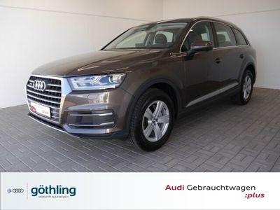 gebraucht Audi Q7 3.0TDI quat tiptr AHK/Navi/Nachtsicht/HUD/Alcantara