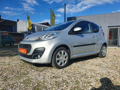gebraucht Peugeot 107 Active/2.Hd/Klima/el.Fenster/EURO5/TÜV-NEU